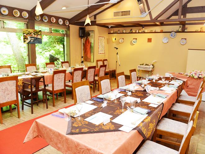 イタリアン料理 古城亭 ココデウェディング レストラン